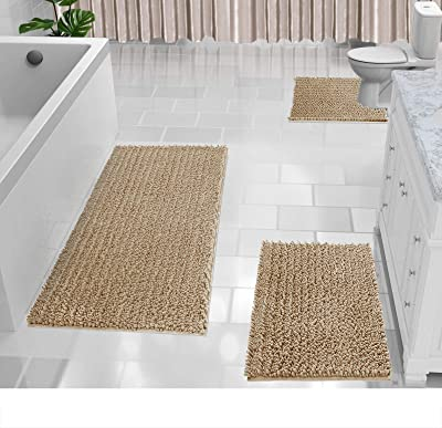 Bath Mat For Textured Surfaces