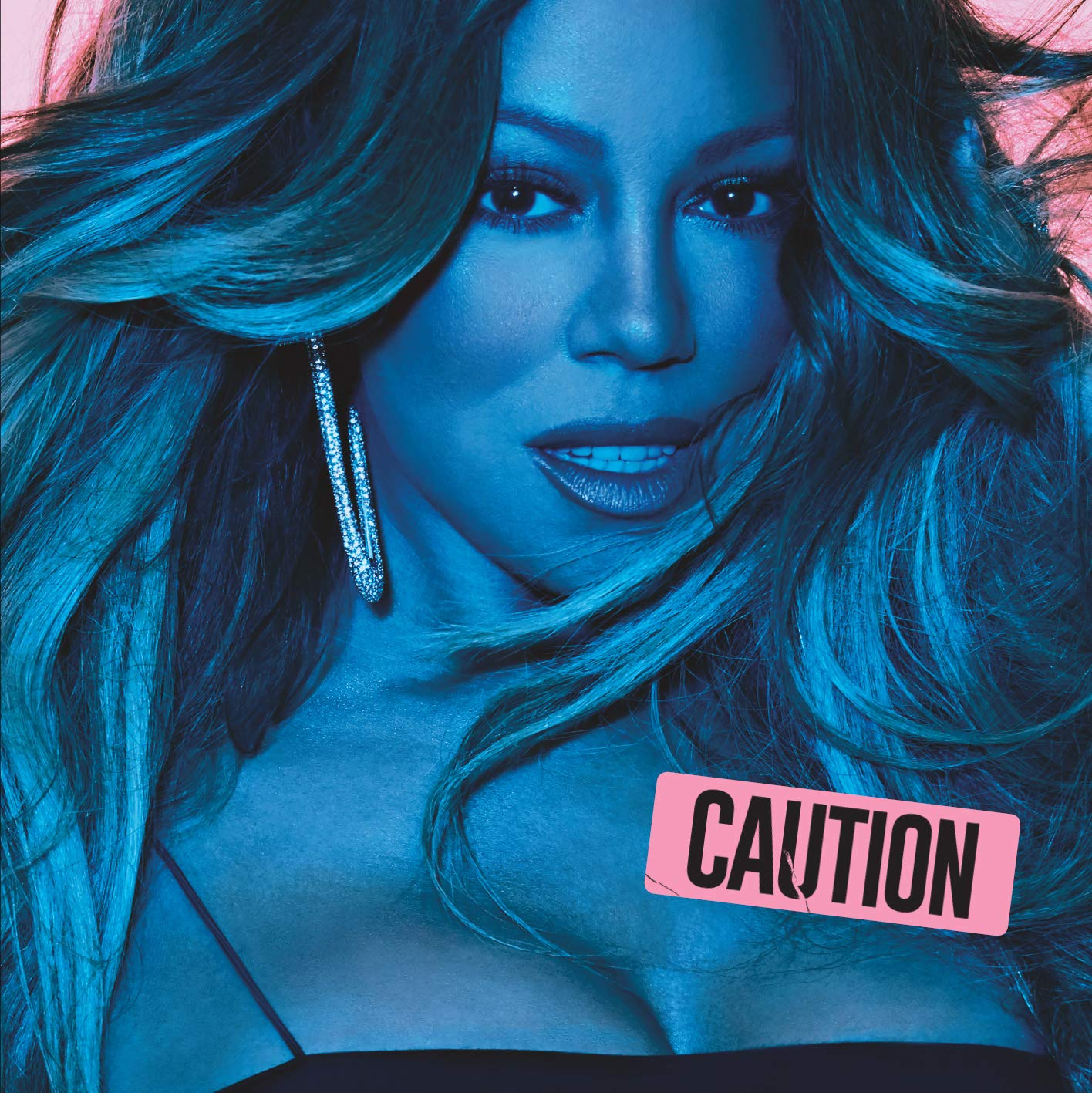 CD : Mariah Carey - Caution (CD)