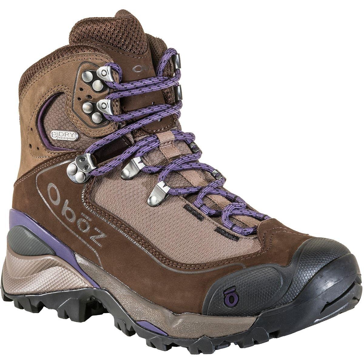 Oboz Women's Wind River III Boot B074RMLBRT 9.5 B US|WALNUT