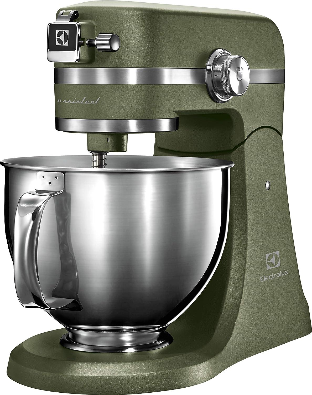 Electrolux EKM5550 amasadora, 1200 W, verde salvia