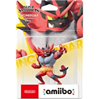 Nintendo Amiibo - Incineroar - Super Smash Bros. Series - Switch