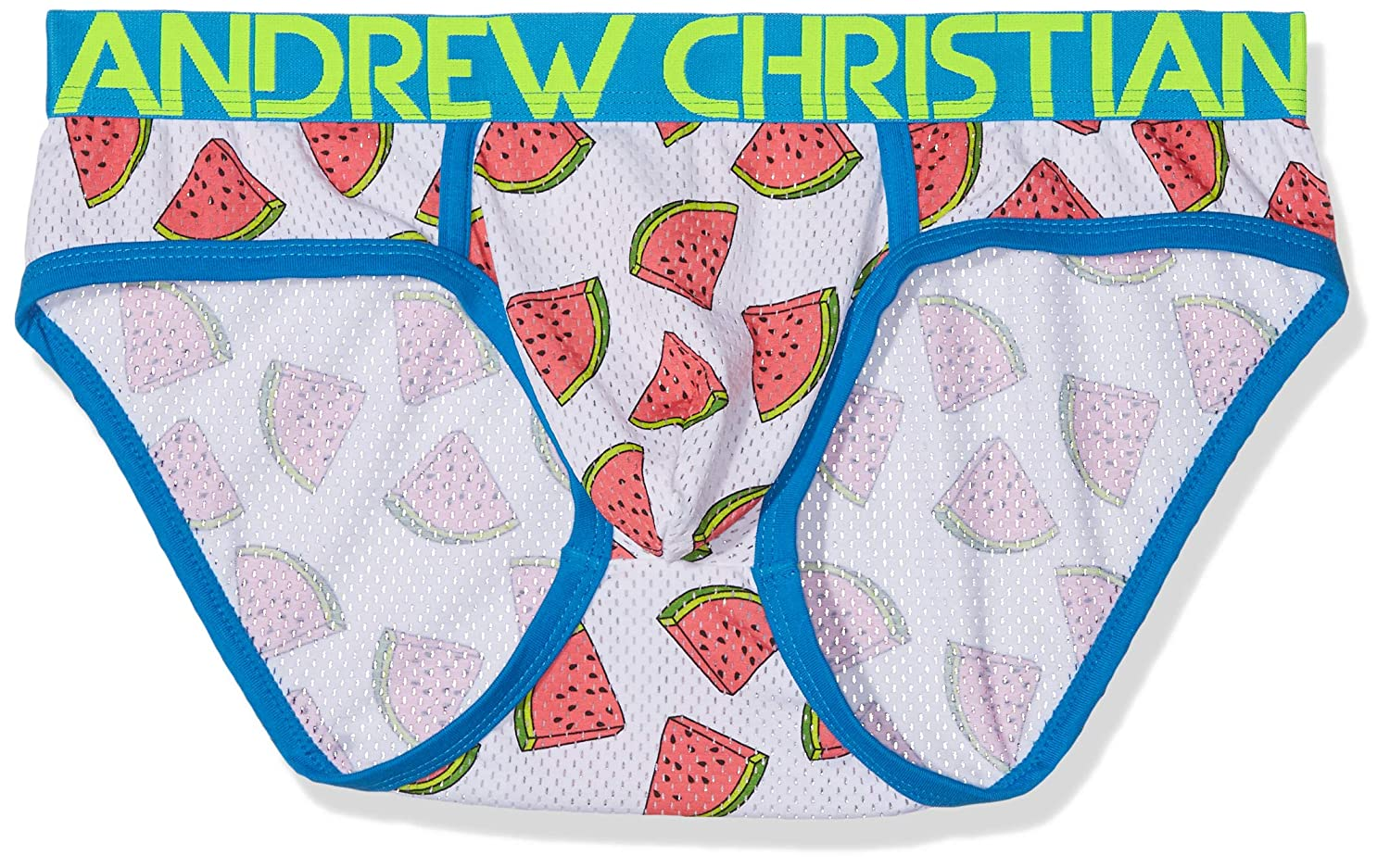 Andrew Christian Men's Watermelon Brief Boxer 90677