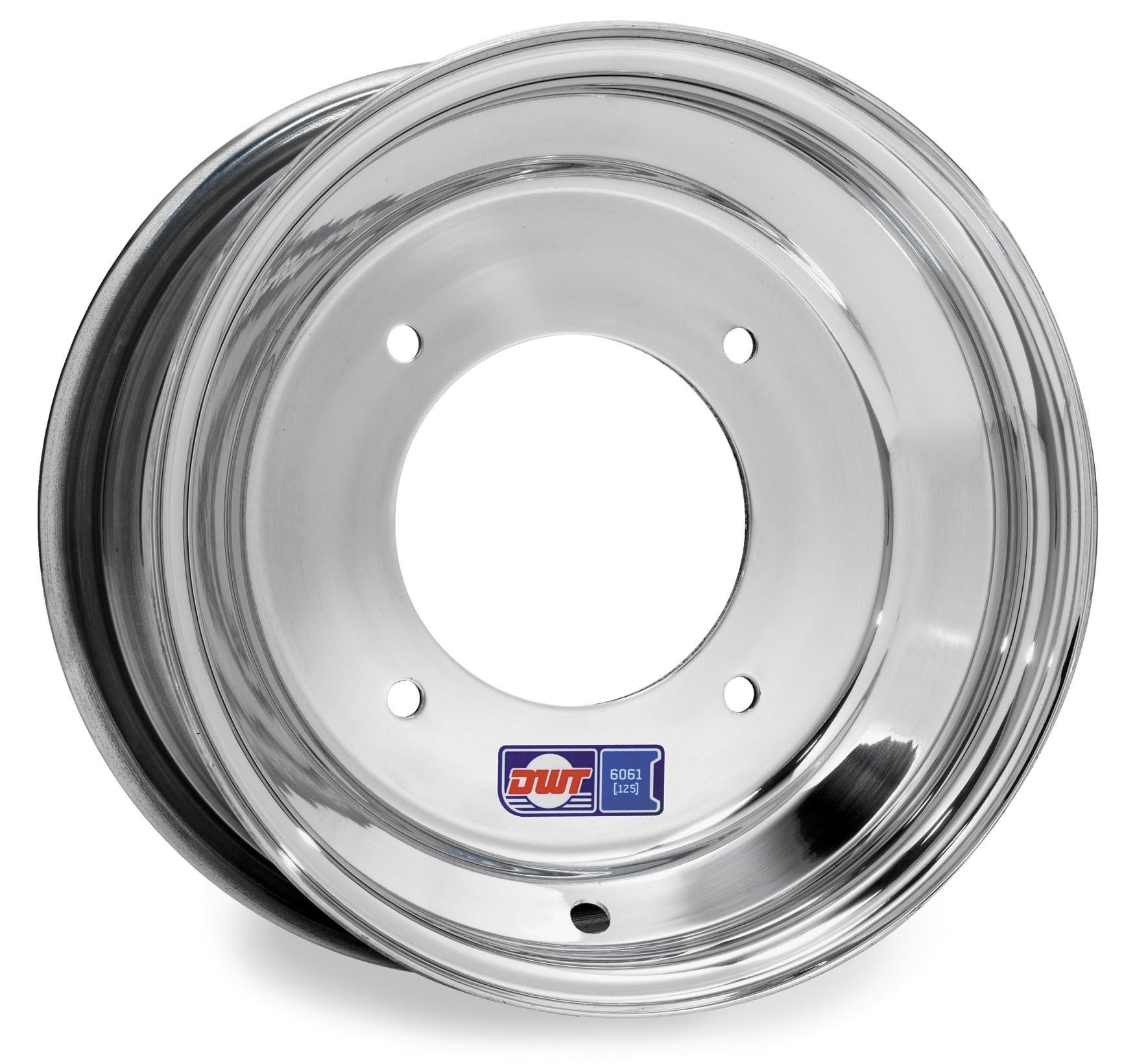 Douglas Wheel Tire 007-07 Blue Label Wheel - 10x8 - 3+5 Offset - 4/115 , Bolt Pattern: 4/115, Wheel Rim Size: 10x8, Rim Offset: 3+5, Color: Aluminum, Position: Front/Rear