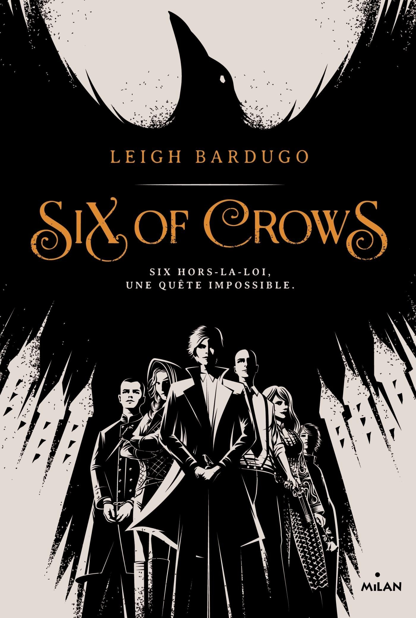 [Leigh Bardugo] • Six Of Crows 810NvW3aDtL