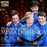 Nicholas Ludford: Missa Dominica [Trinity Boys Choir; Handbell Choir Gotha; Lewis Brito-Babapulle; David Swinson] [Rondeau Production: ROP8001]