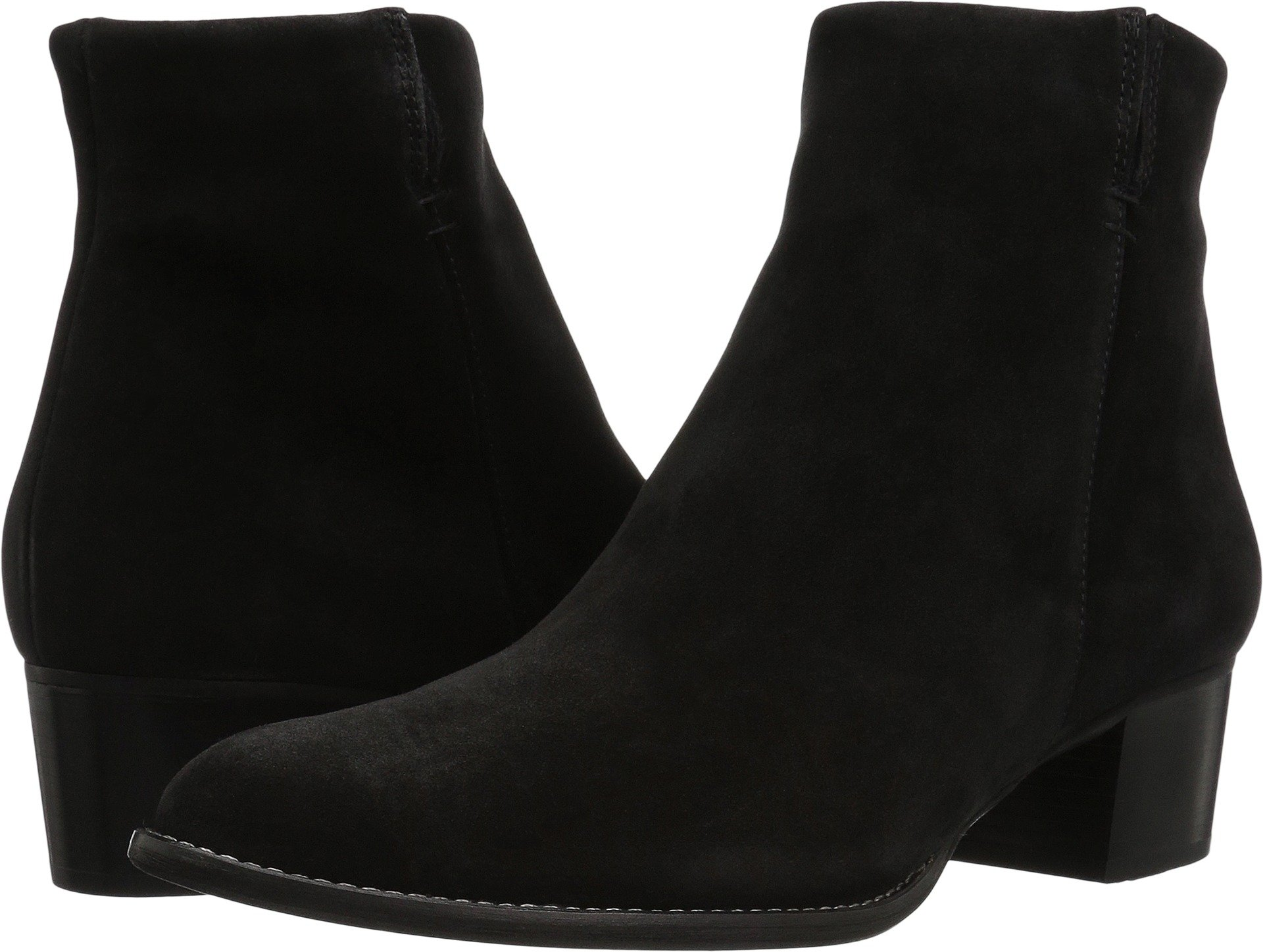 Paul Green Women's North Ankle Boot, Black Hydro, 6.5 Medium US