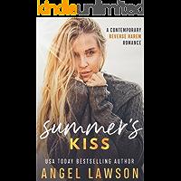 Summer's Kiss: Reverse Harem Contemporary Romance (The Boys of Ocean Beach)