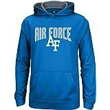J America NCAA mens Logo School Name Foundation Hoodie