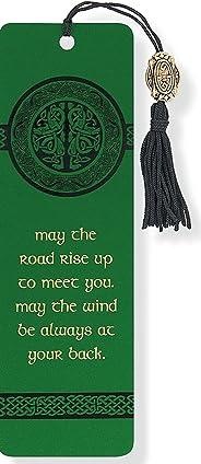 Celtic Beaded Bookmark