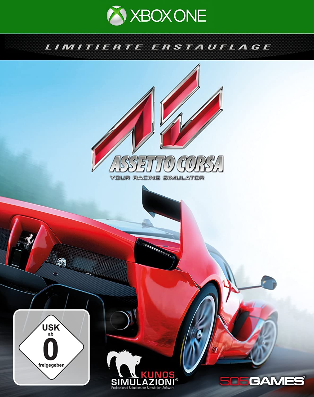 Assetto Corsa [Importación Alemana]: Amazon.es: Videojuegos