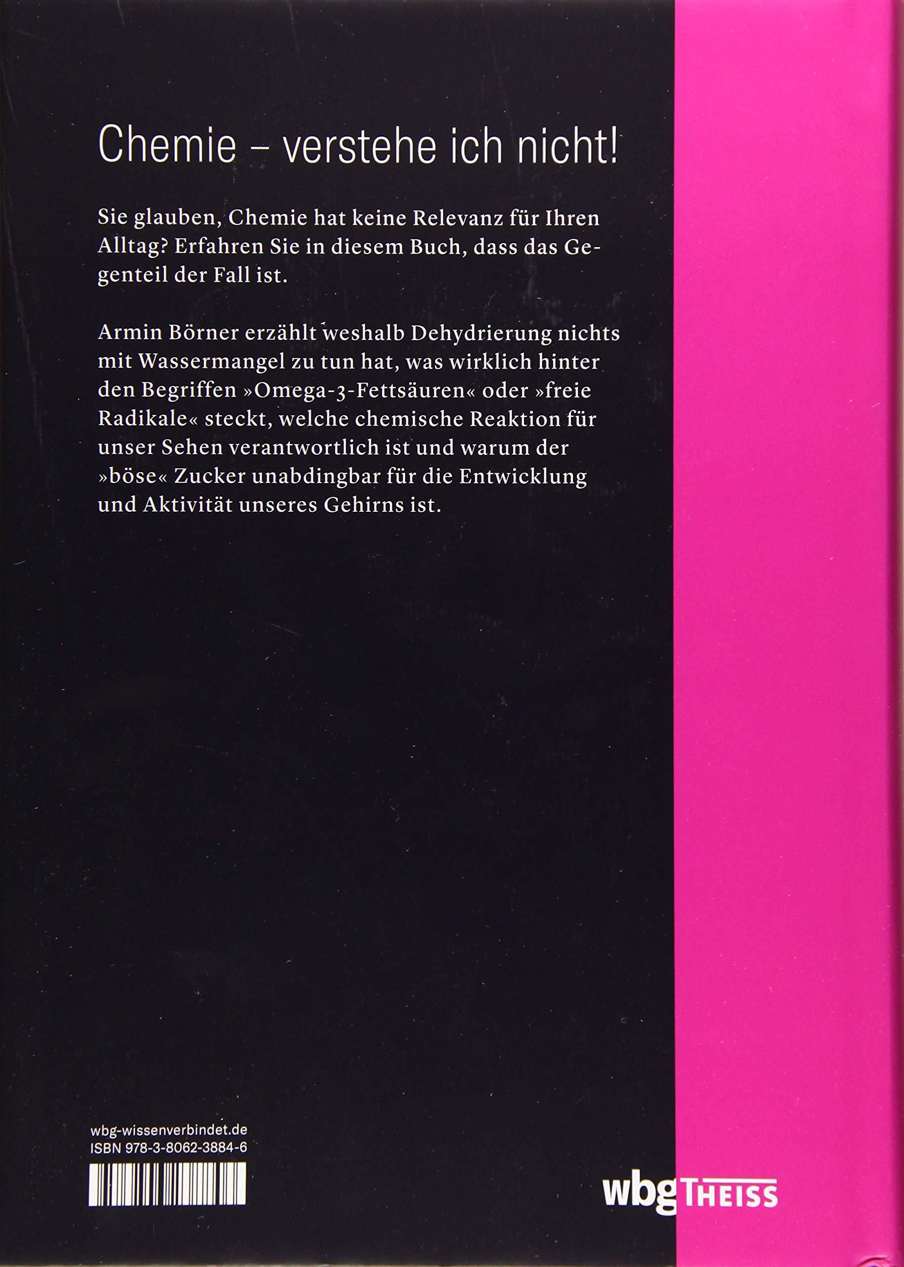 Chemie Verbindungen Fürs Leben Amazonde Armin Börner