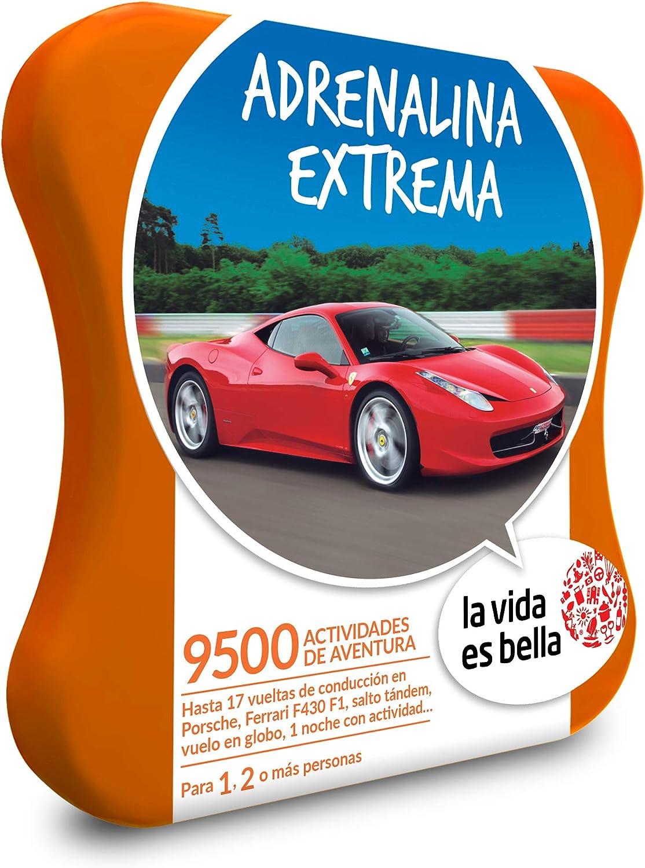 LA VIDA ES BELLA - Caja Regalo - ADRENALINA EXTREMA - 9500 ...