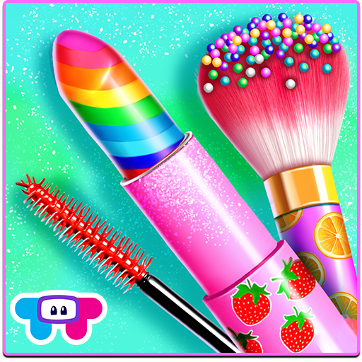 Candy Makeup - Sweet Salon Game for Girls (Free Games For Girls)