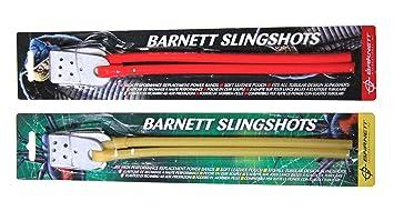 Barnett Natural Power Band schwarz Widow Cobra Diablo Strike 9 Katapult Slingshot Gummi Elastic gelb