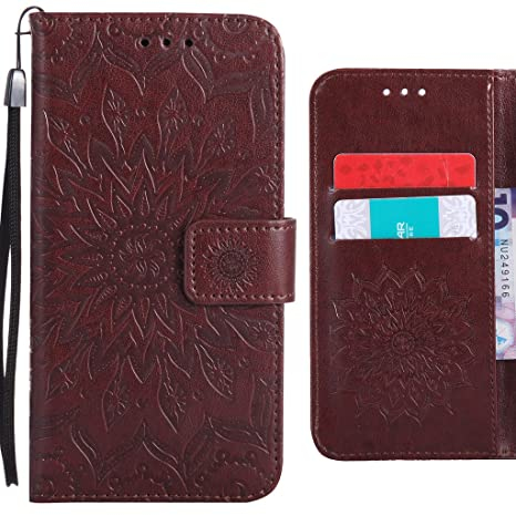 Ougger Funda para Xiaomi Redmi Note 4X Carcasa, Flores ...