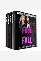 Romance: Free Fall Box Set 5-In-1 Book Bundles: Billionaire Bachelors Romance, Outlaw MC Biker Romance, College Football Sports Trilogies, Billionaire Boys Club Romance (Be My Bad Boy Tonight Series) Kindle Edition