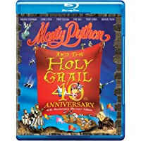Monty Python and The Holy Grail - 40th Anniversary Blu-ray Edition