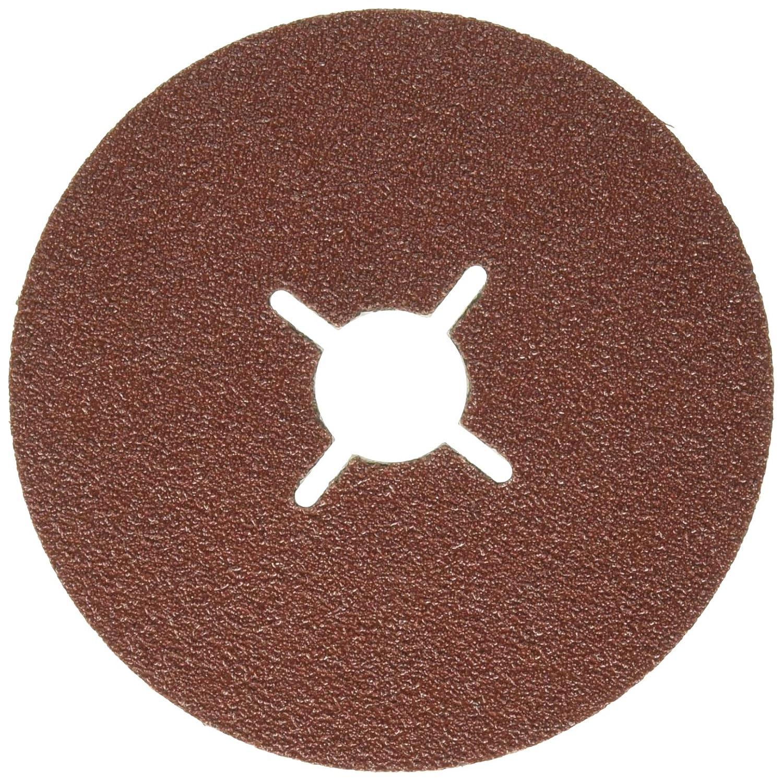 Bosch DIY Fiberschleifscheibe f/ür Winkelschleifer verschiedene Materialien, /Ø 115 mm, K/örnung 60
