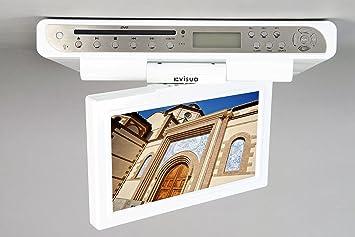 visua glossy white special edition 10 2 under cabinet amazon co uk