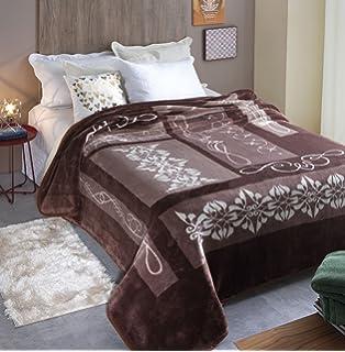 e7e9434669 Cobertor Jolitex Casal Tradicional Pêlo Alto Nantes  Amazon.com.br  Casa