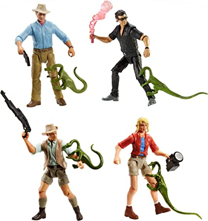 Jurassic World Exclusive Legacy Collection Dr IAN MALCOM Jurassic Park NEW