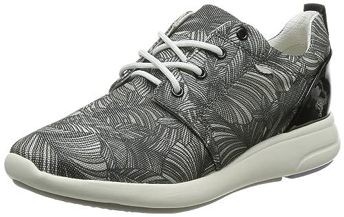 Mujer Zapatillas Geox A De Size35Amazon D Gris Gimnasia Ophira wXTZuPkiO