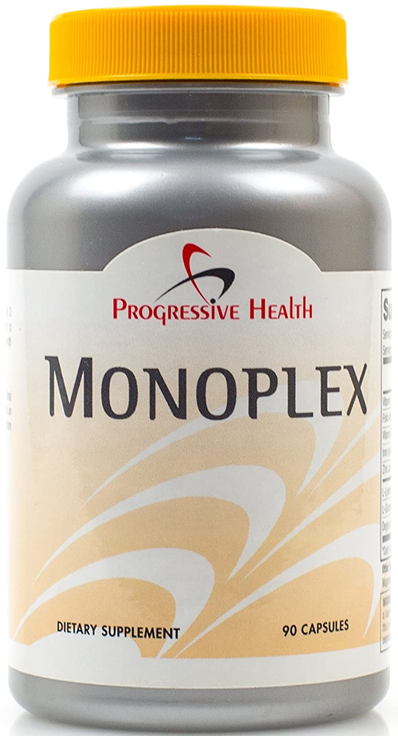 Monoplex: Canker Sore Relief Pills, 1 Month Supply Progressive Health