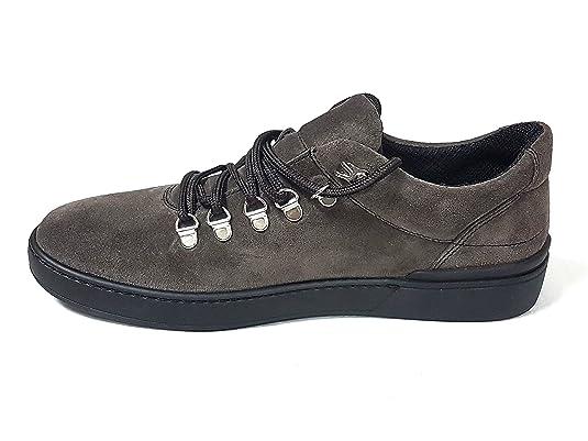 FRAU , Herren Schnürhalbschuhe braun lab  Amazon.de  Schuhe   Handtaschen 7b5e9a32d2