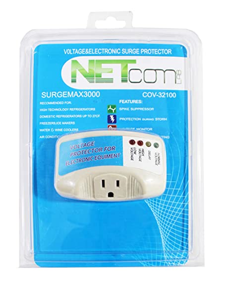 Amazon.com: Electronic Surge Protector for Refrigerators up to 27 Cuft and Freezers: Home Audio & Theater
