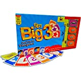 BIG 3 Card Game - By Bombay Play