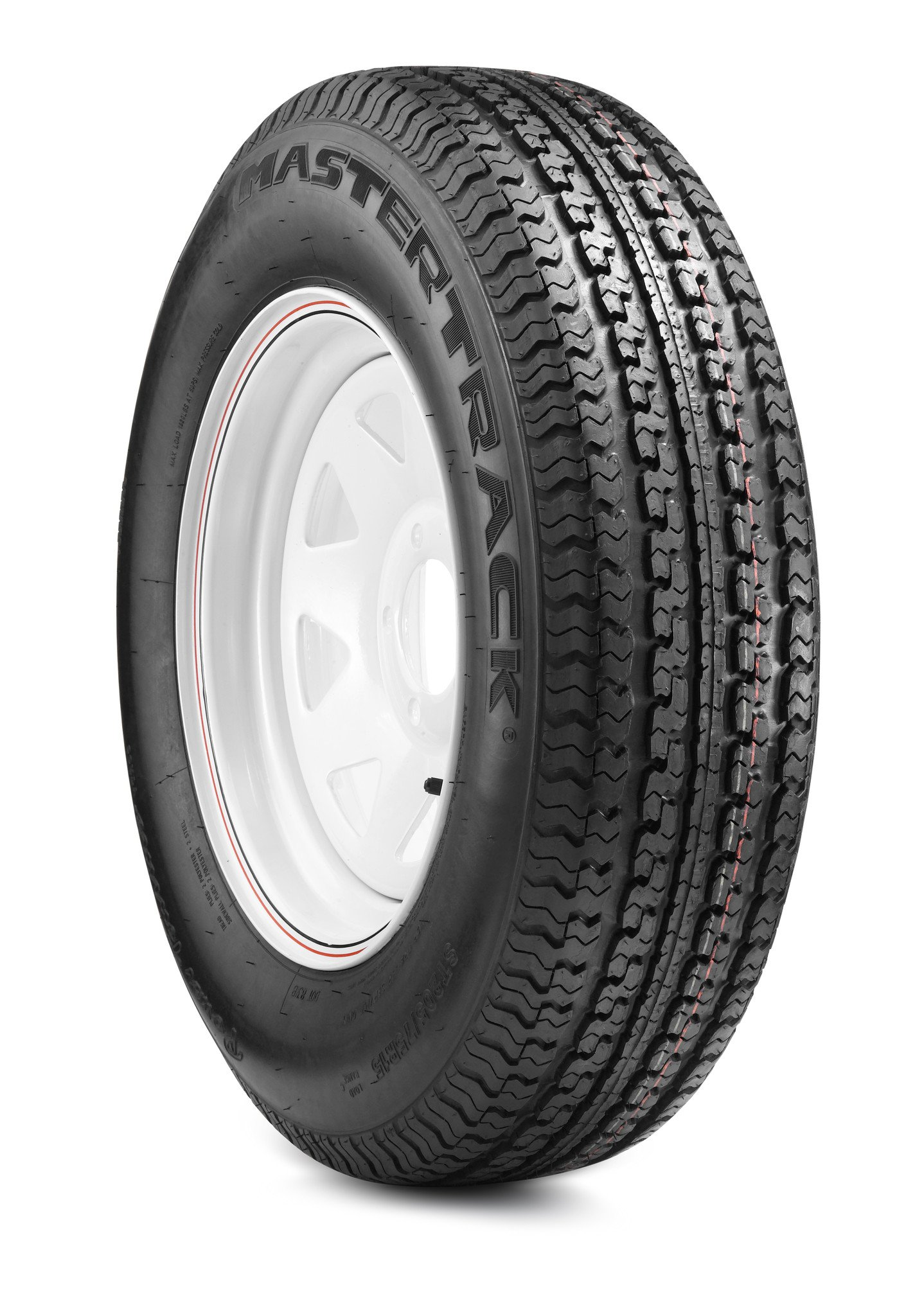 Mastertrack Radial Trailer Trailer Radial Tire -205/75R15 101Q