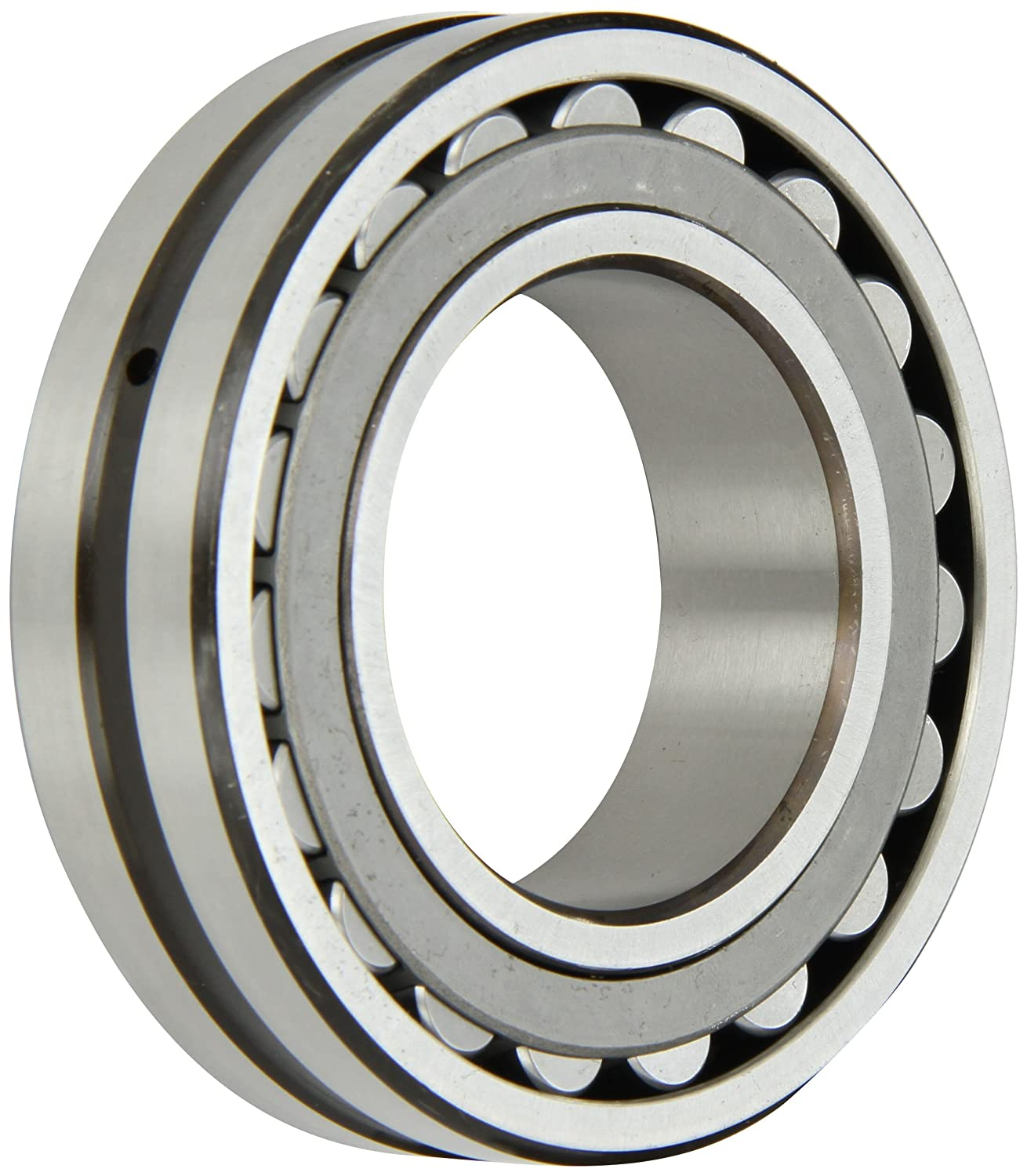 SKF Explorer Spherical Roller Bearing, Straight Bore, Pressed Steel Cage,  CN Clearance, Metric: Amazon.com: Industrial & Scientific