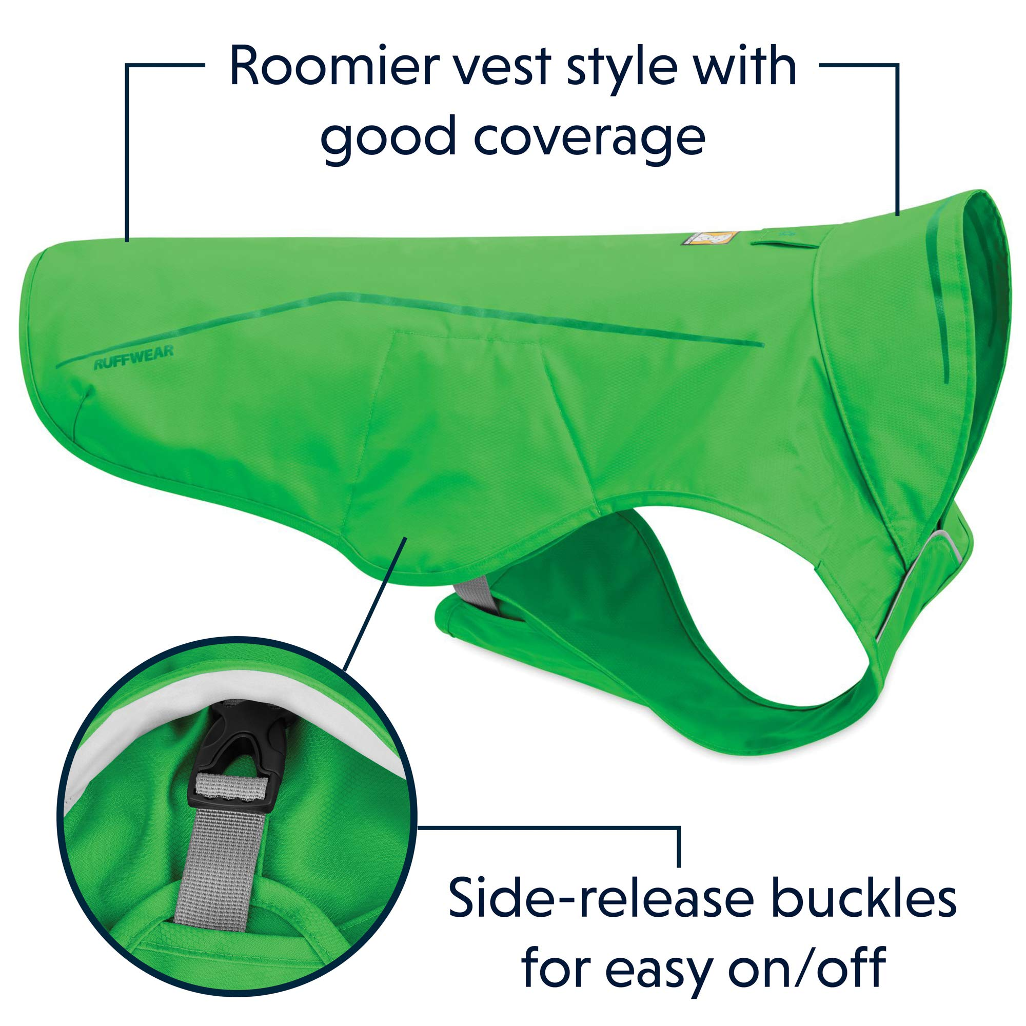 RUFFWEAR - Sun Shower, Meadow Green, Medium by RUFFWEAR (Image #5)
