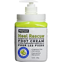 Profoot Care Heel Rescue Superior Moisturizing Foot Cream, 16 Oz by Profoot