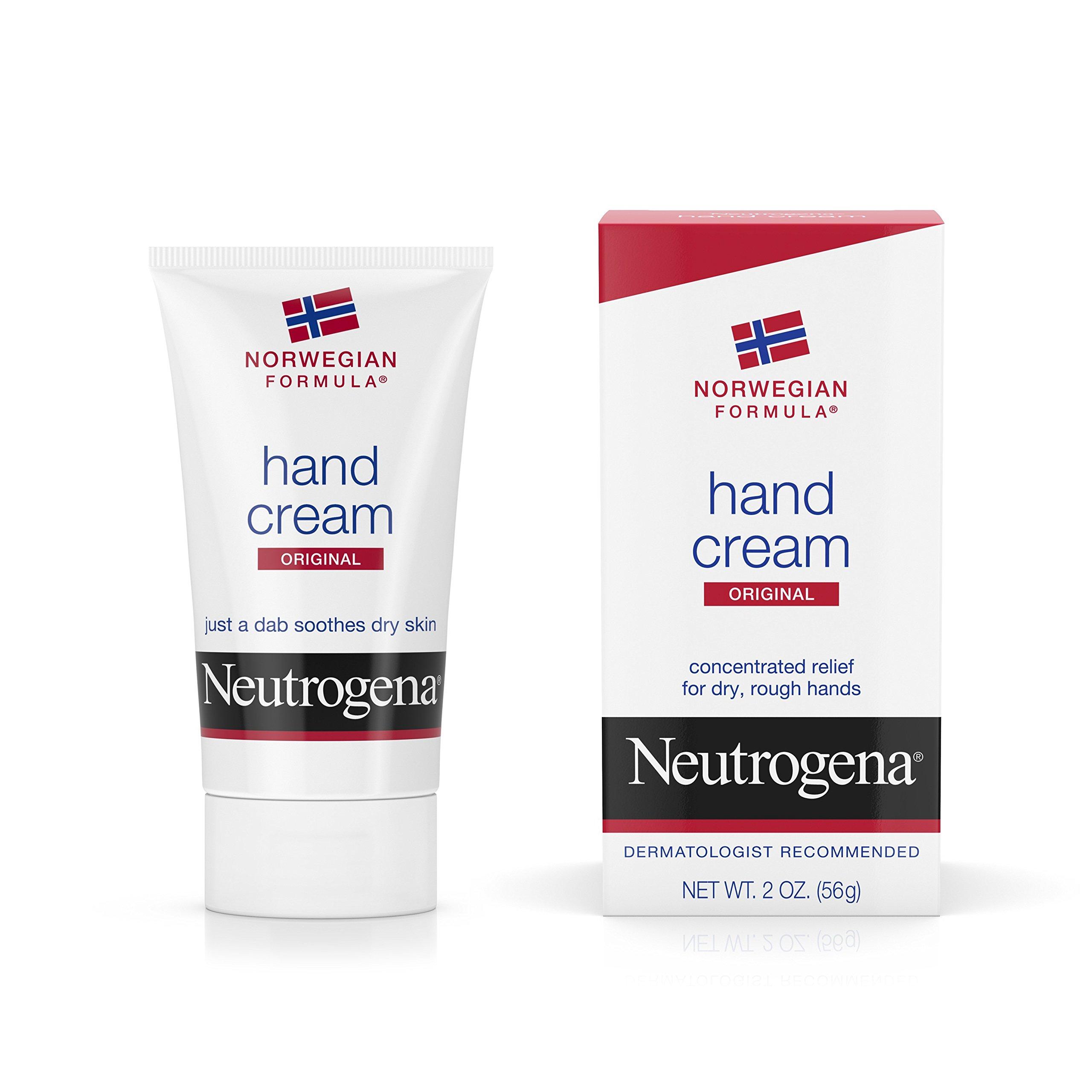 Neutrogena Norwegian Formula Hand Cream, 2 Oz by Neutrogena