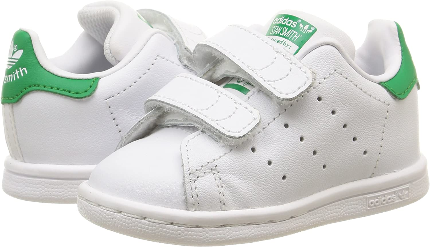 adidas Stan Smith CF Baskets bébé garçon