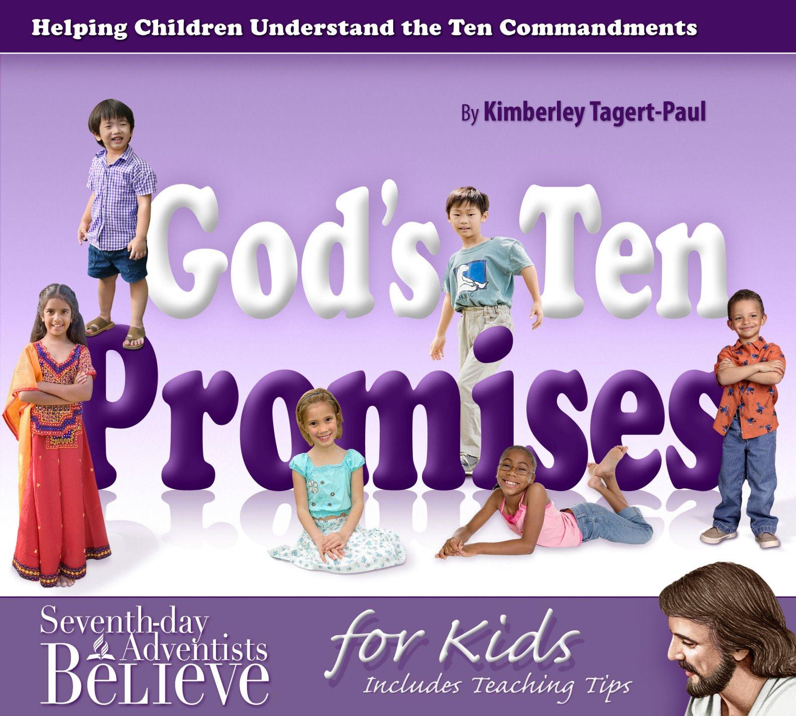 Download God's Ten Promises ebook
