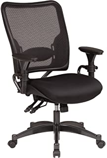 office star professional air grid deluxe task chair. SPACE Seating Professional Dual Function Ergonomic AirGrid Back And Mesh Seat Office Chair With Gunmetal Finish Star Air Grid Deluxe Task I