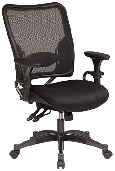 homcom deluxe mesh ergonomic seating office chair. space seating professional dual function ergonomic airgrid back and mesh seat office chair with gunmetal finish homcom deluxe