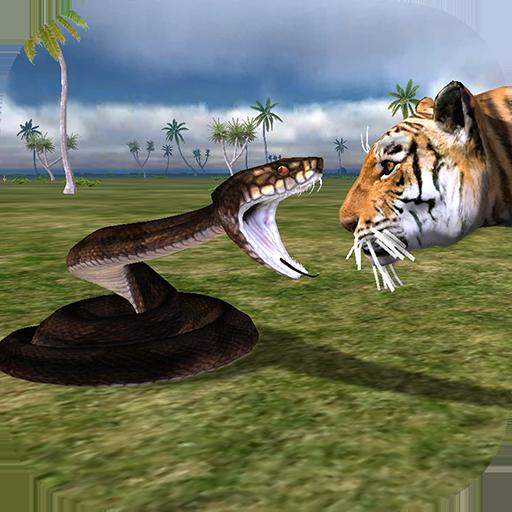 (Wild Snake Attack 3D)