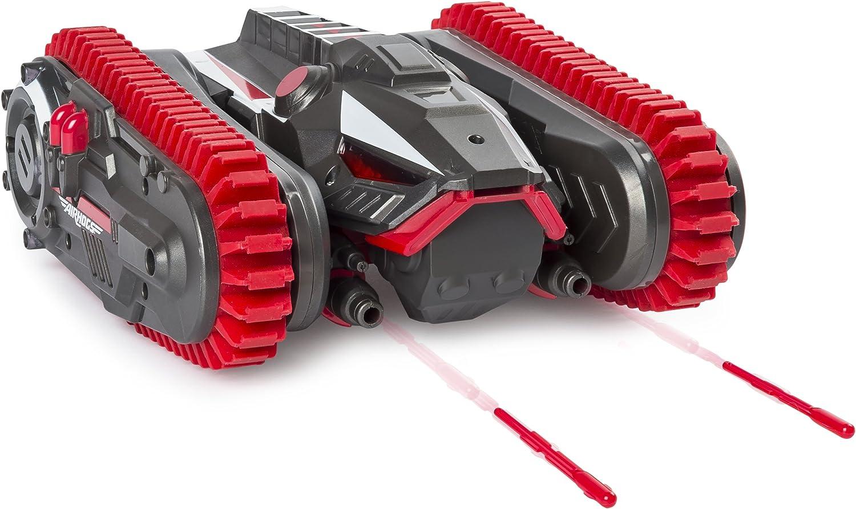 Air Hogs Robo Trax All-Terrain RC Tank with Robot Transformation