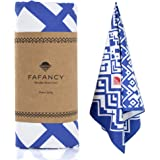 FAFANCY Microfiber Beach Towel - Oversized Quick Dry Sand-Free Absorbent Beach Towels for Kids and Adults - Best…