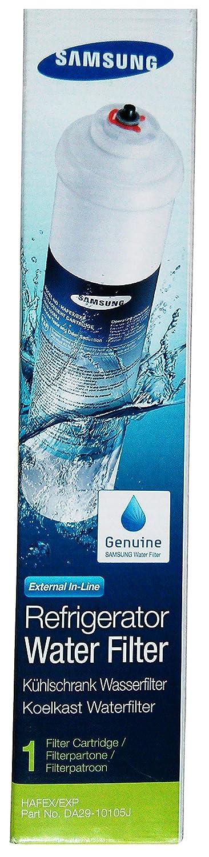 4X aquahouse chiamata Compatibile Frigo Filtro acqua per Samsung DA29-10105J