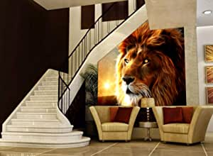 wallpaper of lion from dar ghainaa