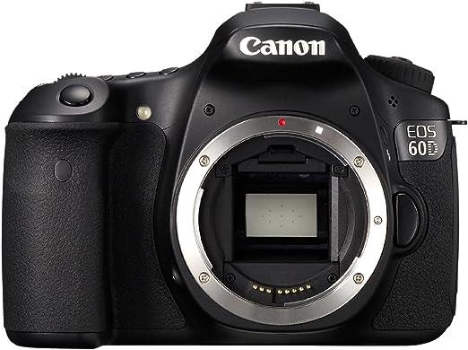 Canon EOS 60D - Cámara Réflex Digital 18 MP (Cuerpo): Amazon.es ...