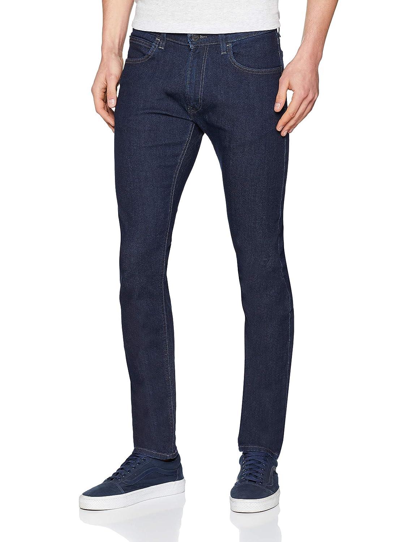 d63b411e Lee Men's Rider Slim Jeans Blue: Amazon.co.uk: Clothing