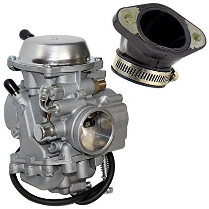 Polaris Magnum 425 >> Caltric Carburetor And Intake Manifold Boot Fit Polaris Magnum 425 2x4 4x4 6x6 1995 1998