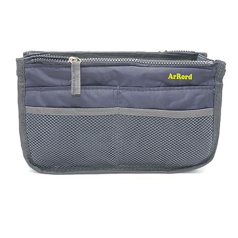 56ba8e373bea ArRord Handbag Pouch Bag in Bag Organiser Insert Organizer Tidy Travel  Cosmetic Pocket