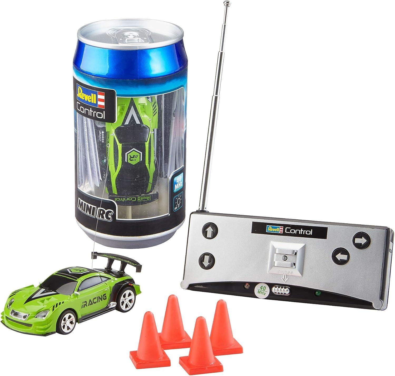 Revell- Mini RC Racing Car I Juguetes a Control Remoto, Multicolor (23560)