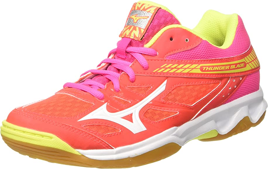 zapatillas voley mizuno wave thunder blade 2018